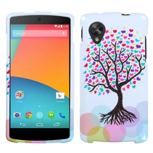 Insten Love Tree Phone Hard Skin Protector Case Cover Shell For LG Nexus 5 D820