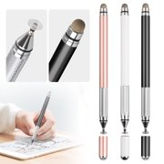 EEEKit Capacitive Stylus Pens, 2 in 1 Universal High Sensitivity and Precision Stylus Pen Replacement for Touch Screen Tablets Phones Asus Surface Samsung iPhone iPad LG and More