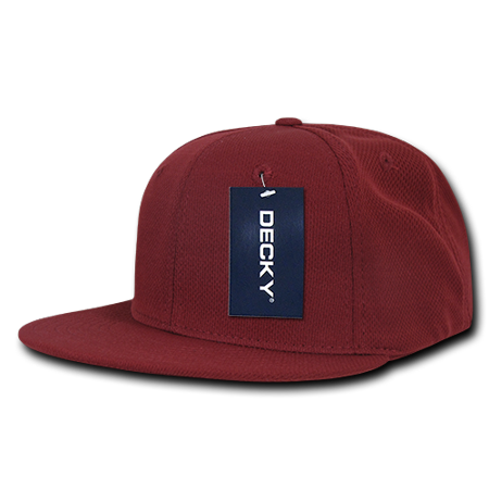 DECKY Air Mesh Breathable Snapback Retro Constructed Hats Hat Caps Cap For Men Women