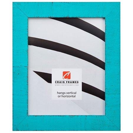 Craig Frames Lancashire, 12 x 18 Inch Rustic Hardwood Picture Frame, (Hardwood Rustic Frame)