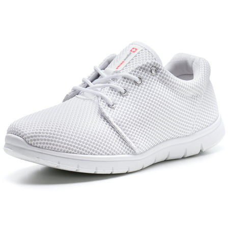 Mesh Men Sneakers - Alpine Swiss Kilian Mesh Sneakers Casual Shoes Mens & Womens Lightweight Trainer
