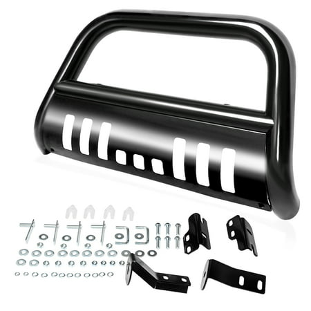 "Yitamotor 3"" Bull Bar for 04-18 Ford F150 Black Stainless Steel Push Brush Bumper Grille Guard"