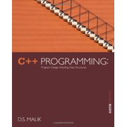 C++ Programming: Program Design Including Data Structures, 6th Edition by D. S. Malik