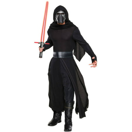 Star Wars Episode VII Kylo Ren Deluxe Men's Adult Halloween Costume (Original Mens Halloween Costumes)
