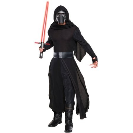 Star Wars Episode VII Kylo Ren Deluxe Men's Adult Halloween Costume - Hollywood Stars Costumes Halloween