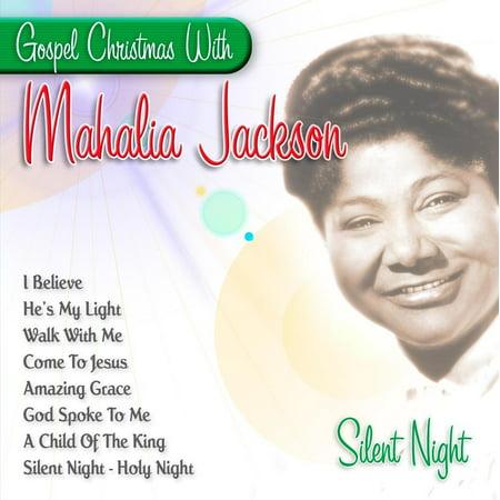 Silent Night - Gospel Christmas with Mahalia Jackson, By Mahalia Jackson Various Artists Format Audio CD from USA ()