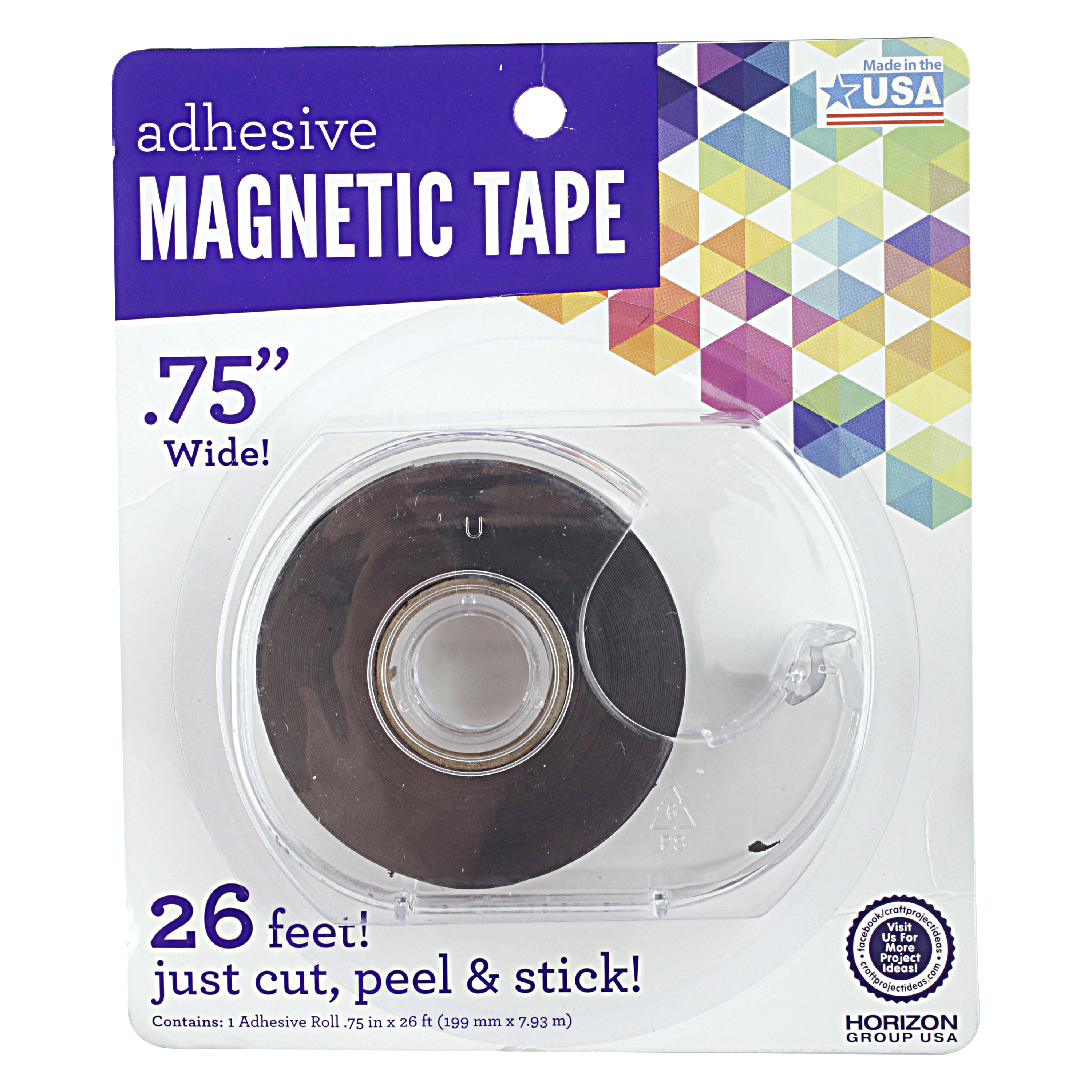 Horizon Adhesive Magnetic Tape