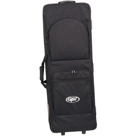 - Groove Pak 61 Note Keyboard Bag (with Wheels)