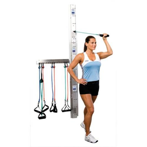Power Systems 84330 Web-Slide Exercise Rail System