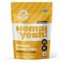 Manitoba Harvest Balanced Protein + Fiber, Unsweetened, 32 oz