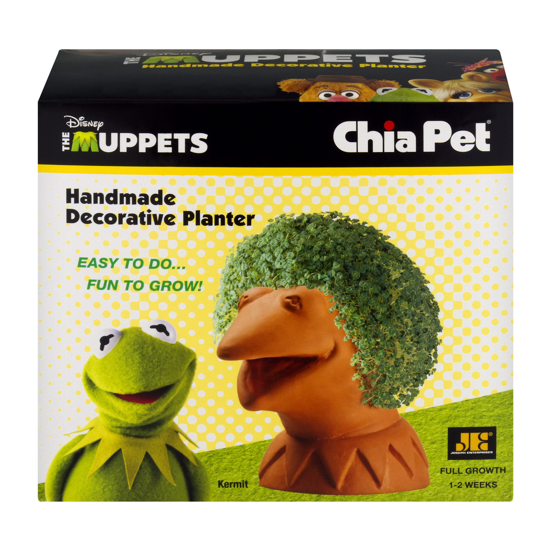 As Seen on TV Chia Pet - Disney The Muppets Handmade Decorative Planter