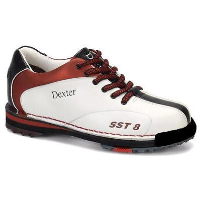 SST8 LE White/Red/Black B1001-9 65 / 6 1/2