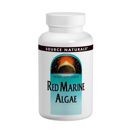Source Naturals Source Naturals  Red Marine Algae, 45 ea