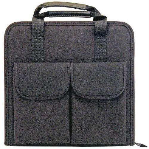 PLATT 665ZT Tool Case, Heavy Duty, Nylon, 32 Pockets