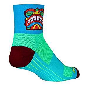 SockGuy Classic Infinite Sock Blue LG//XL