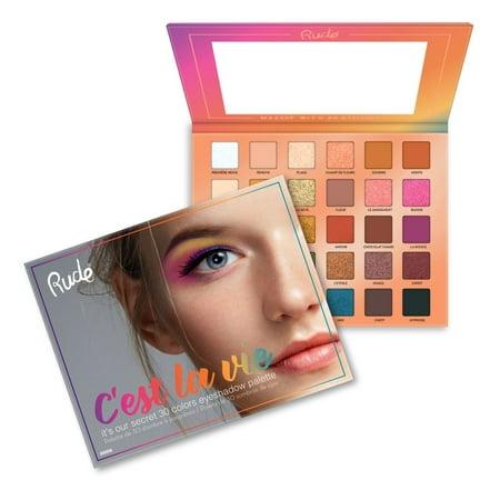 RUDE? C'est La Vie - 30 Eyeshadow Palette - image 1 de 1