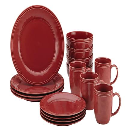 cucina dinnerware stoneware set