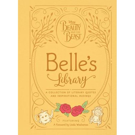 Beauty and the Beast: Belle's Library : A collection of literary quotes and inspirational musings](Beauty And The Beast Invitations)