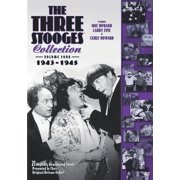 The Three Stooges Collection, Vol. 4: 1943-1945 (Full Frame) by SONY PICTURES HOME ENT