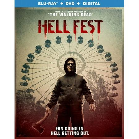 Hell Fest (Blu-ray + DVD)