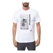 Black Scale Mens The Perception Graphic T-Shirt, white, Small