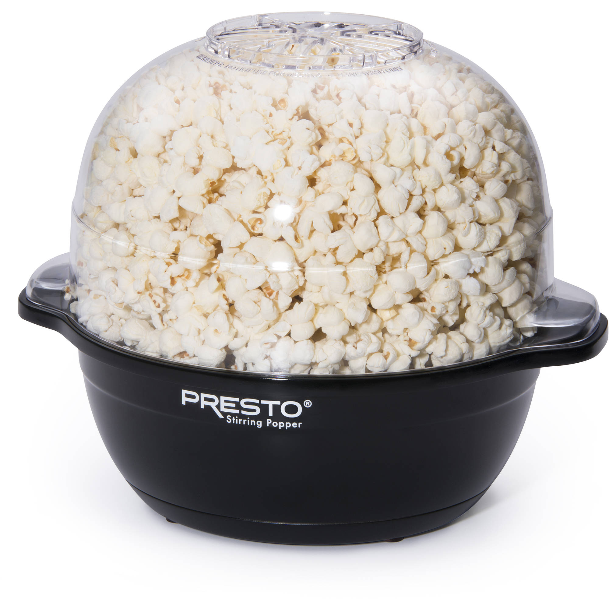 how to serve premade popcorn hhot