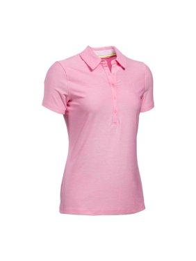 9d0d0d1a Product Image Under Armour Women's Zinger Short Sleeve Polo - Black, ...