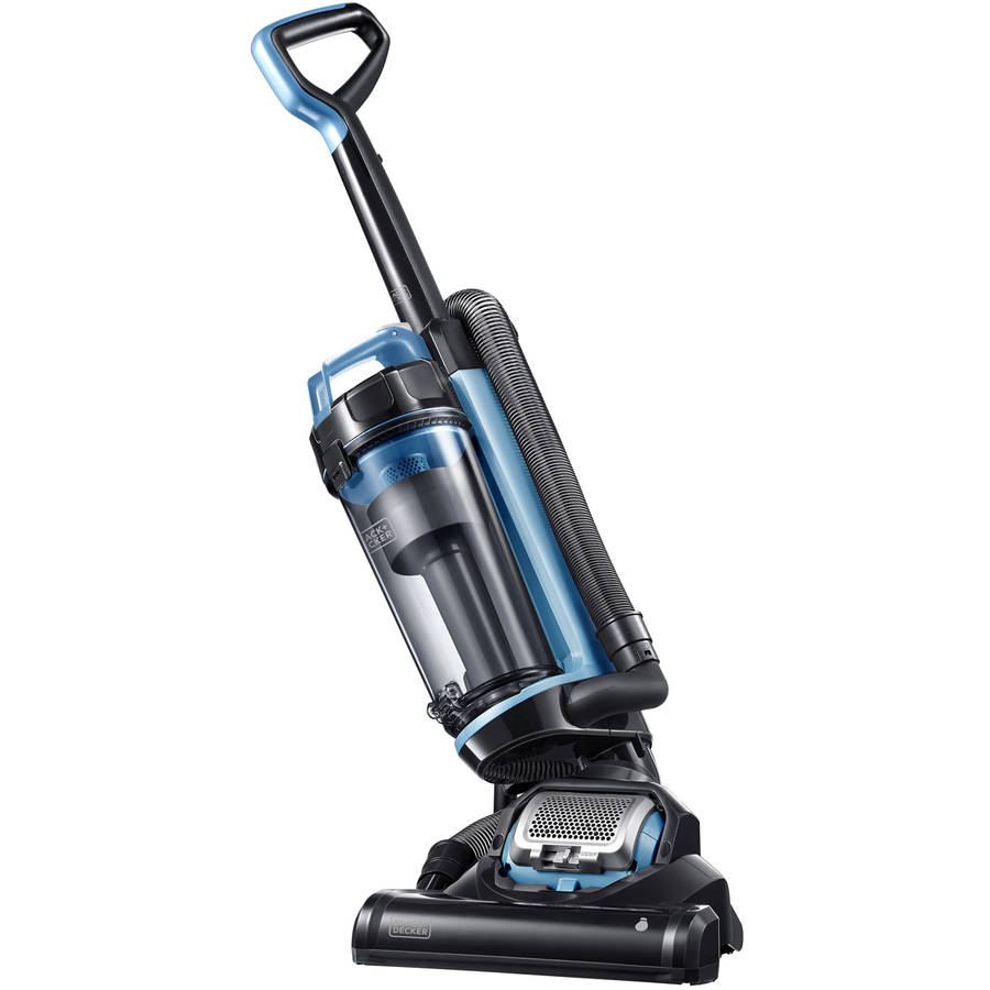 Black Decker AirSwivel Upright Vacuum Cleaner