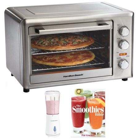 Countertop Oven with Convection and Rotisserie - All Silver (31103 ...
