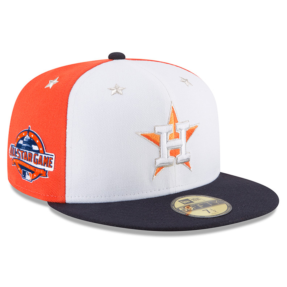 newest 2b052 a498a ... shopping houston astros new era 2018 mlb all star game on field 59fifty  fitted hat white