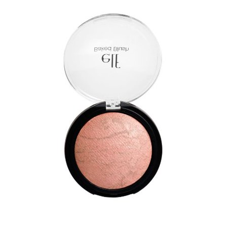 e.l.f. Baked Blush, Peachy Cheeky, Creates a natural healthy glow By e.l.f. Cosmetics