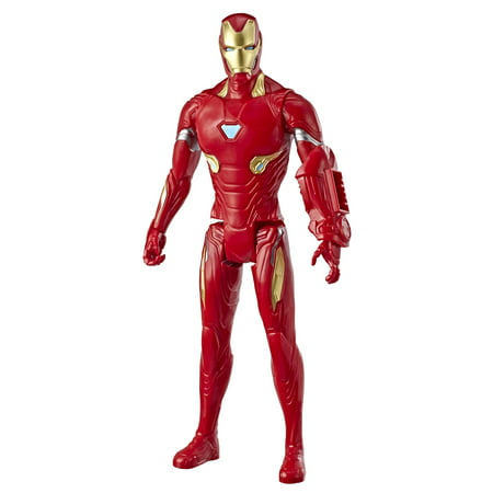 Marvel Avengers: Endgame Titan Hero Series Iron Man 12-Inch Figure (Movies In C)