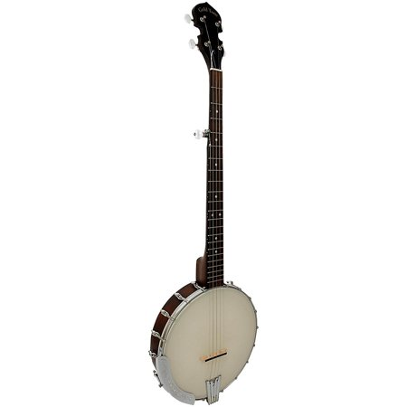 Gold Tone CC-50 Cripple Creek Banjo Vintage Brown (Gold Tone Cripple Creek Irish Tenor Banjo)
