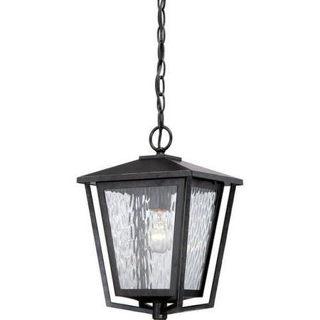 Quoizel ALF1910IB Alfresco Large Hanging Lantern, Imperial Bronze Finish