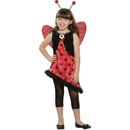 Child's Miss Ladybug Costume