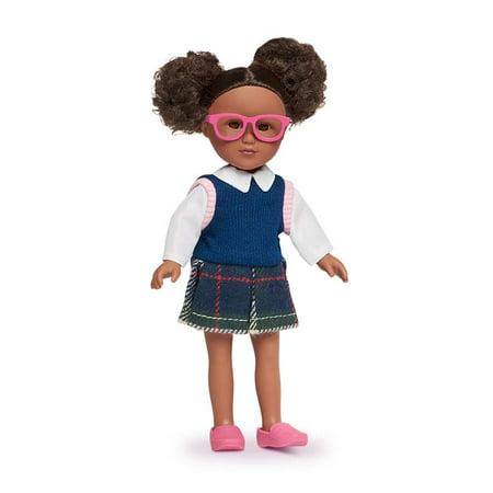 My Life As 7-inch Mini Doll - Schoolgirl AA - Schoolgirl Outfit Pics