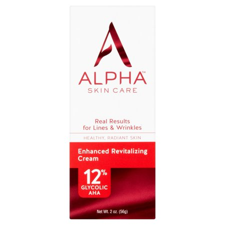 Alpha Skin Care Enhanced Revitalizing Cream