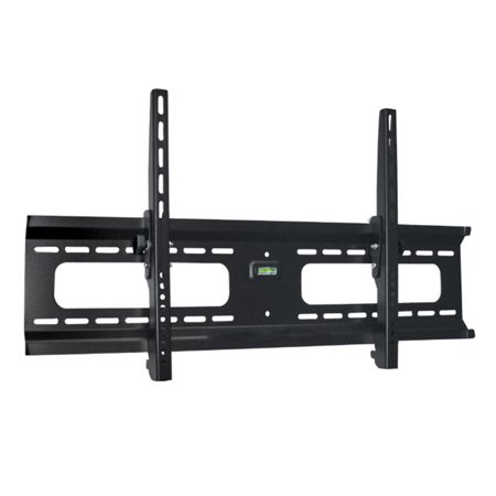 - Monoprice Extra Wide Tilt TV Wall Mount Bracket - For TVs 37in to 70in, Max Weight 165 lbs, VESA Patterns Up to 800x400,