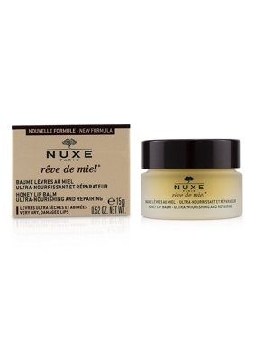 Nuxe Reve De Miel Ultra-Nourishing & Repairing Honey Lip Balm - For Very Dry, Damaged Lips  15ml/0.52oz