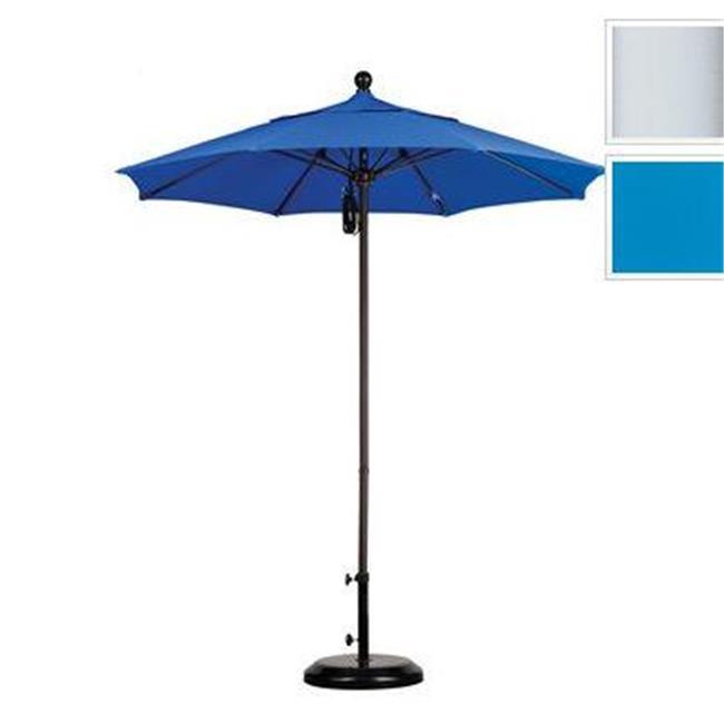 California Umbrella Alto758170 5401 7 5 Ft Fiberglass