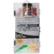 Shakespeare Complete Crappie Tackle Box Kit