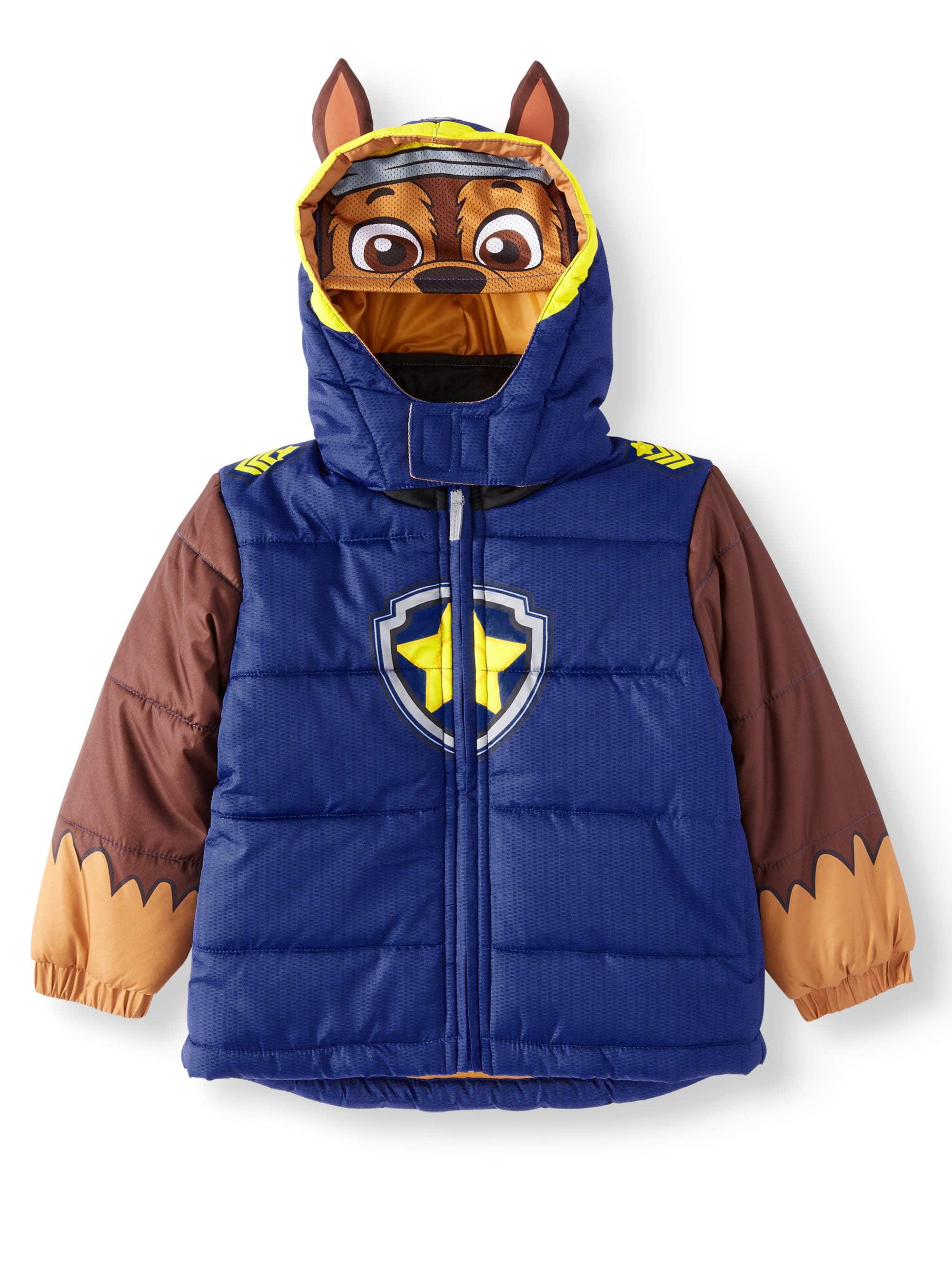 Costume Puffer Jacket Coat (Toddler Boys)