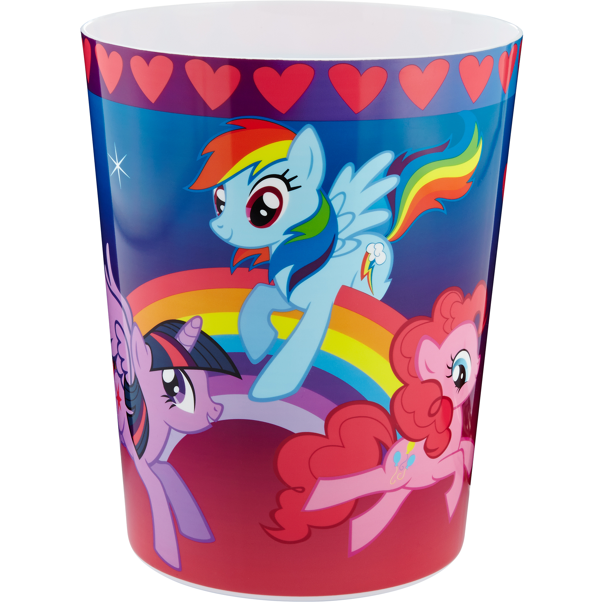 Hasbrou0027s My Little Pony Waste Basket   Walmart.com