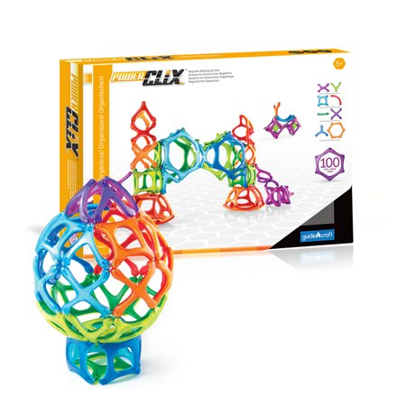 100 Piece Toy - PowerClix® Organics - 100 pc. set