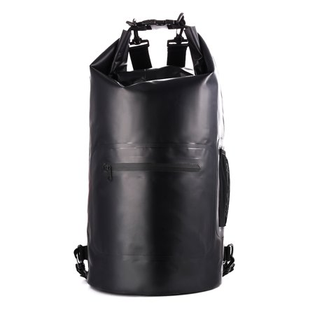 a2a9ce32fbd 20L Waterproof Dry Bag Lightweight Roll Top Sack Floating Dry Gear Bag  Sport Backpack for Kayaking ...