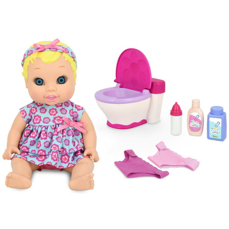 (Little Darling - It's My Potty 11 Inch Doll with Potty Chair)