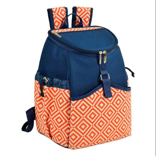 Cooler Backpack with Extra Pockets