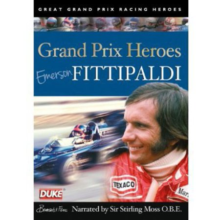 Emerson Fittipaldi: Grand Prix Hero (DVD)