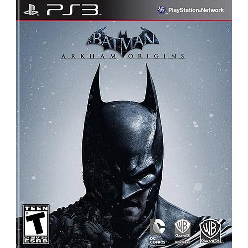 Batman: Arkham Origins (Playstation 3) by WARNER HOME VIDEO