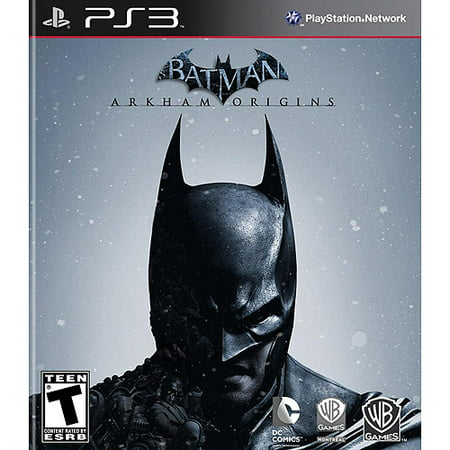 Warner Bros. Batman: Arkham Origins (PS3) (Cheat Codes For The Godfather 2 Ps3)